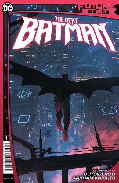 Future State The Next Batman 1