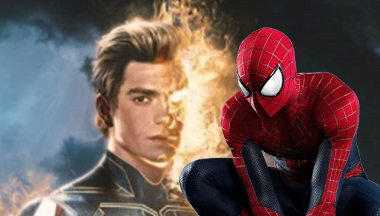 Image result for Andrew Garfield Marvel Movies