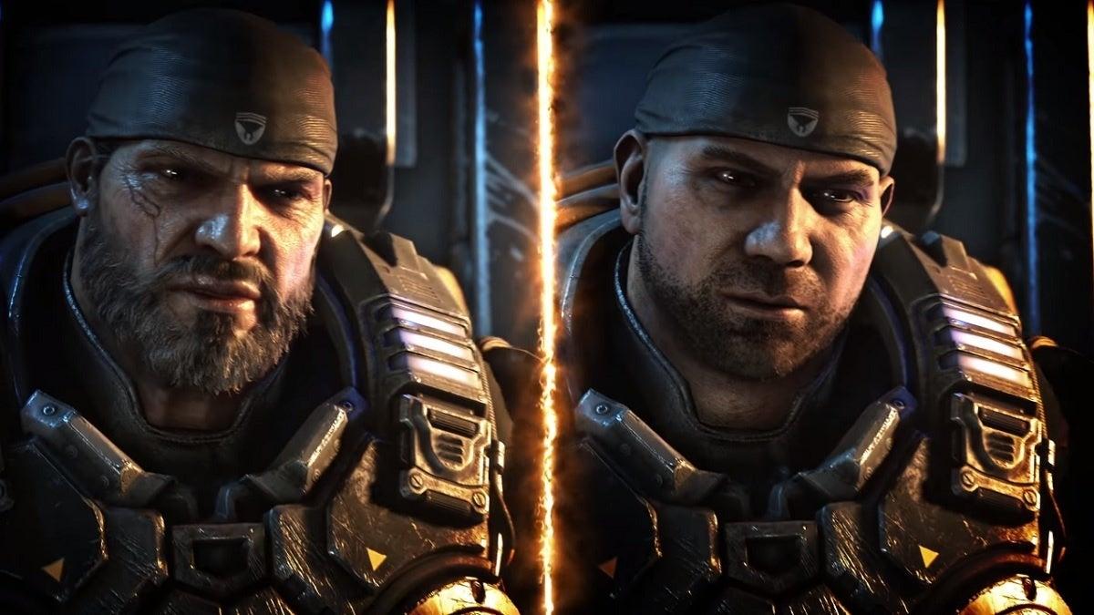 Gears 5 Update Batista