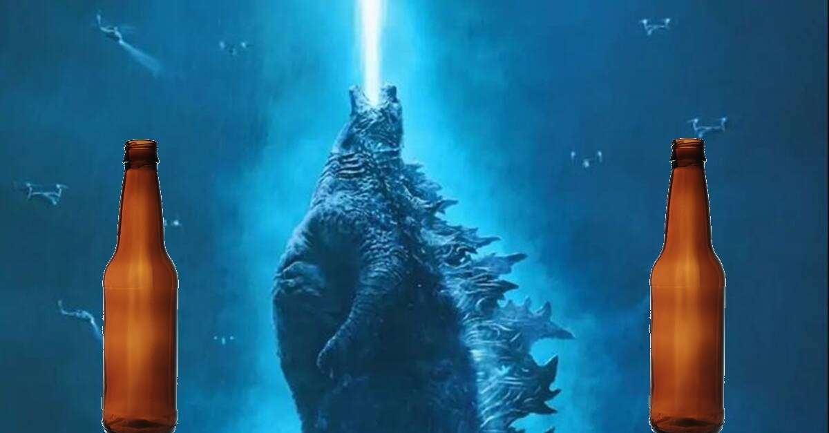 Godzilla Beer