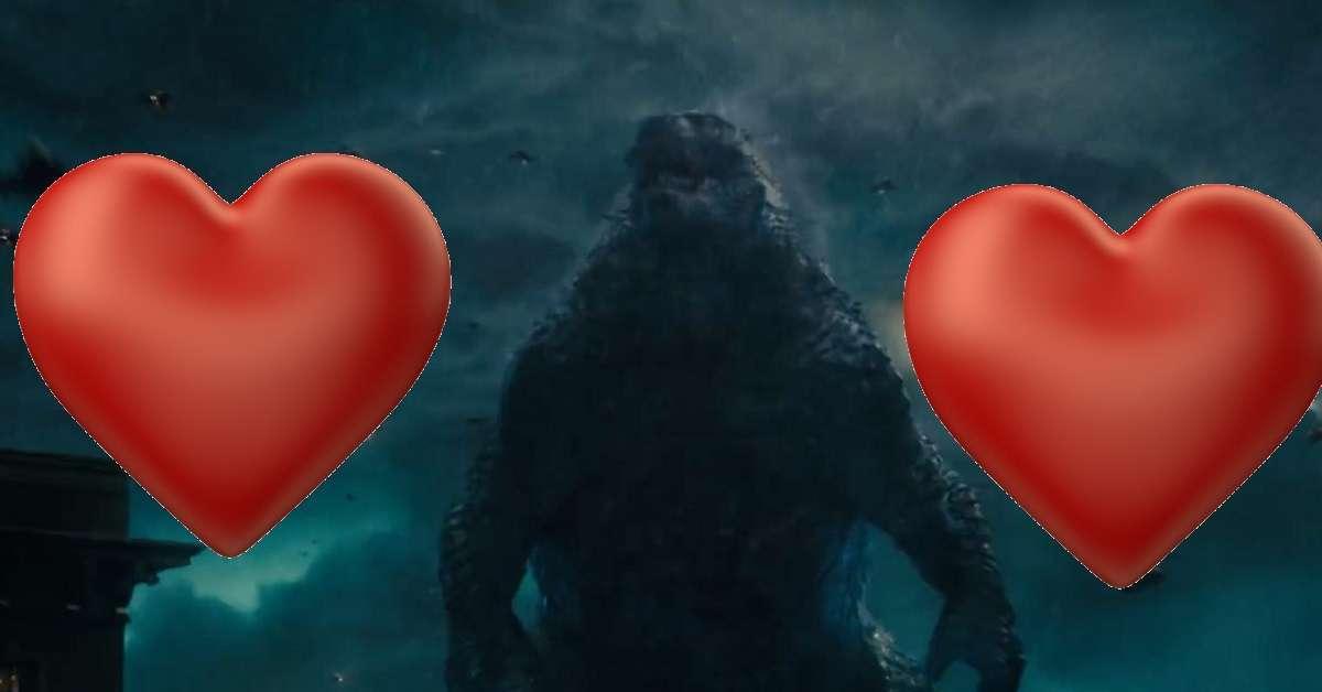 Godzilla Heart Viral Date