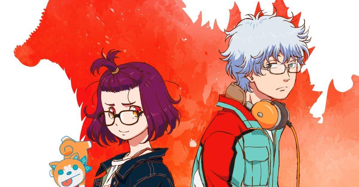 Godzilla Singular Point Netflix Anime Poster