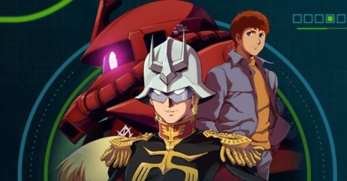 Gundam Origin Masks Char