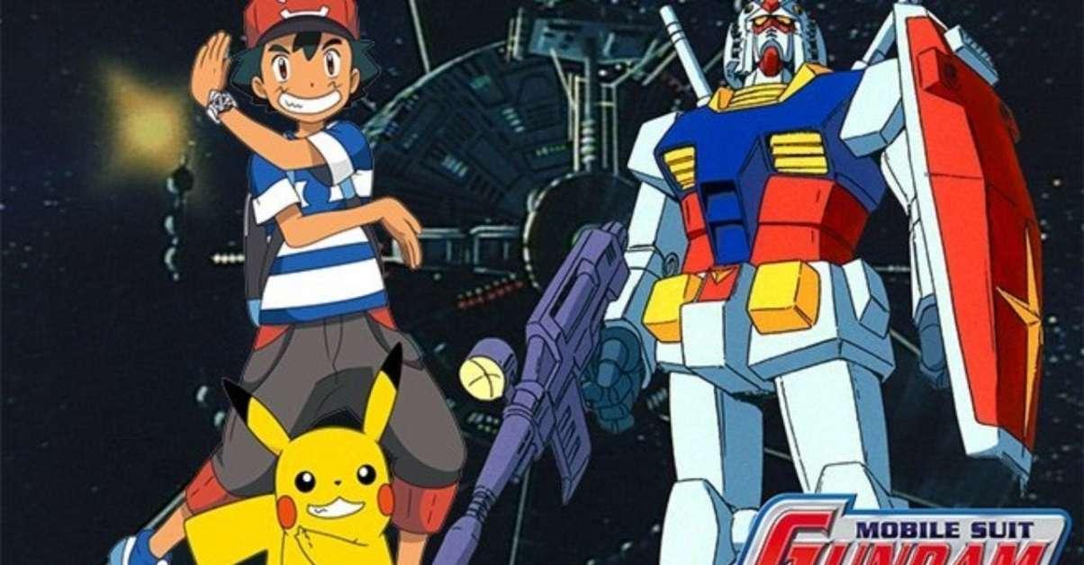 Gundam Pokemon