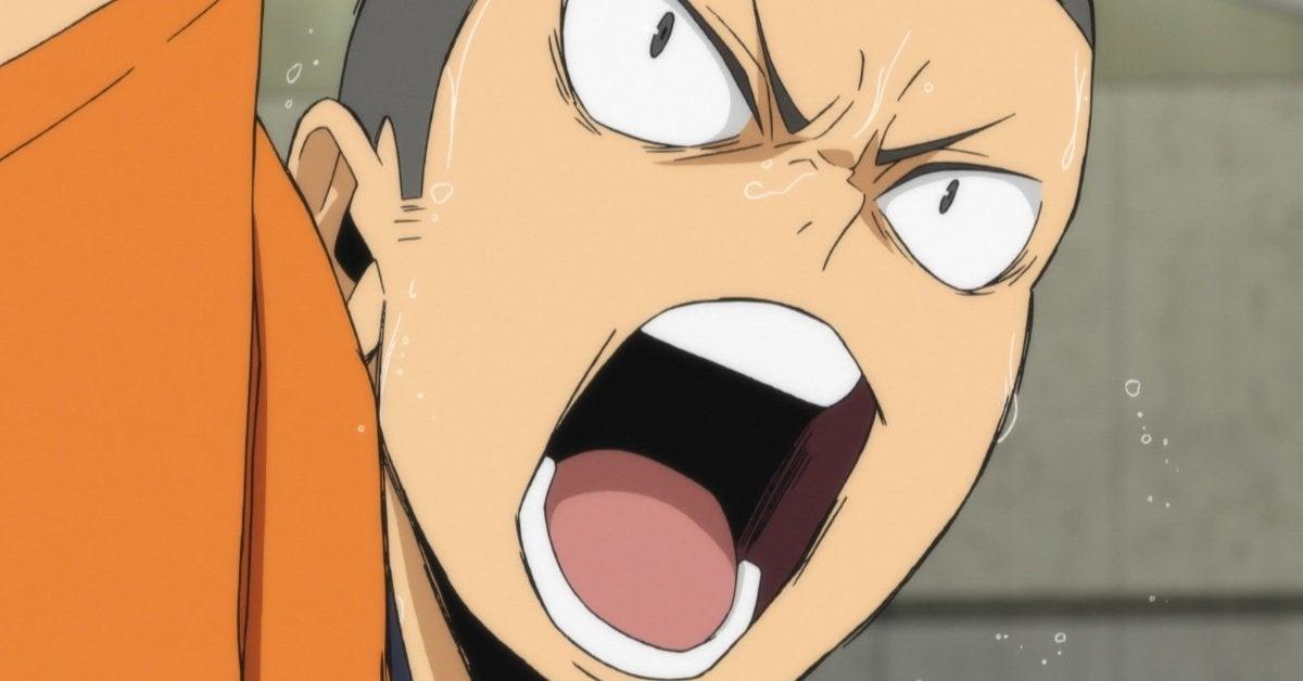 Haikyuu Season 4 Ryuunosuke Tanaka Anime