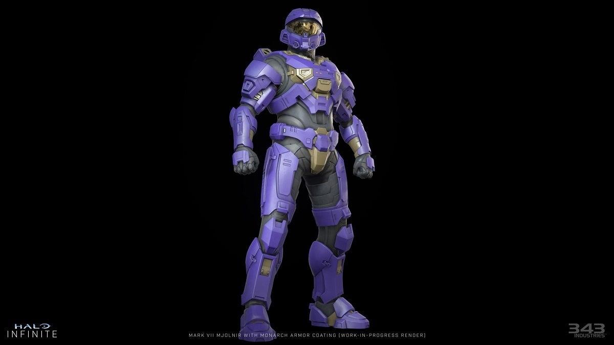 Halo Infinite Multiplayer Armor