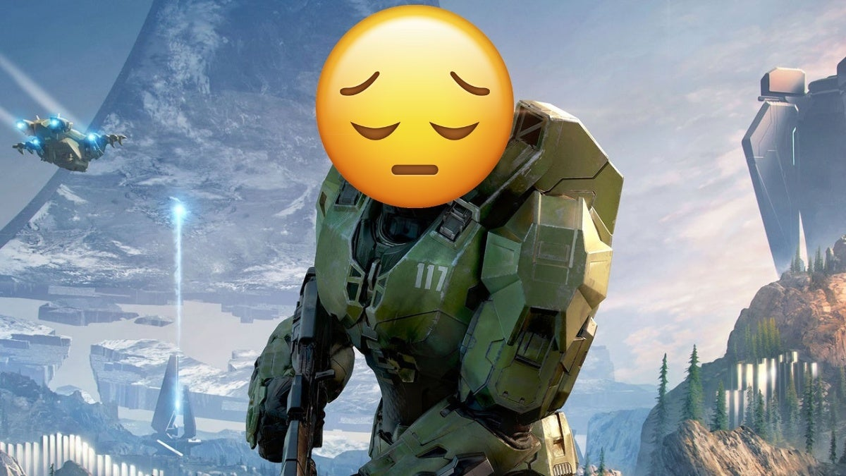 halo infinite sad