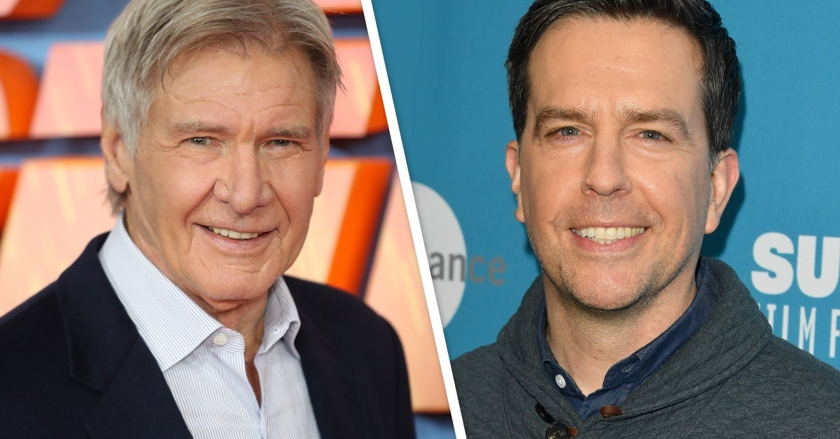 harrison ford ed helms miserable adventures of burt squire