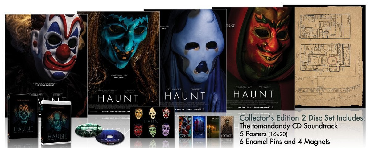 Haunt_Bluray_2 Disc Collectors Edition_Beauty Shot