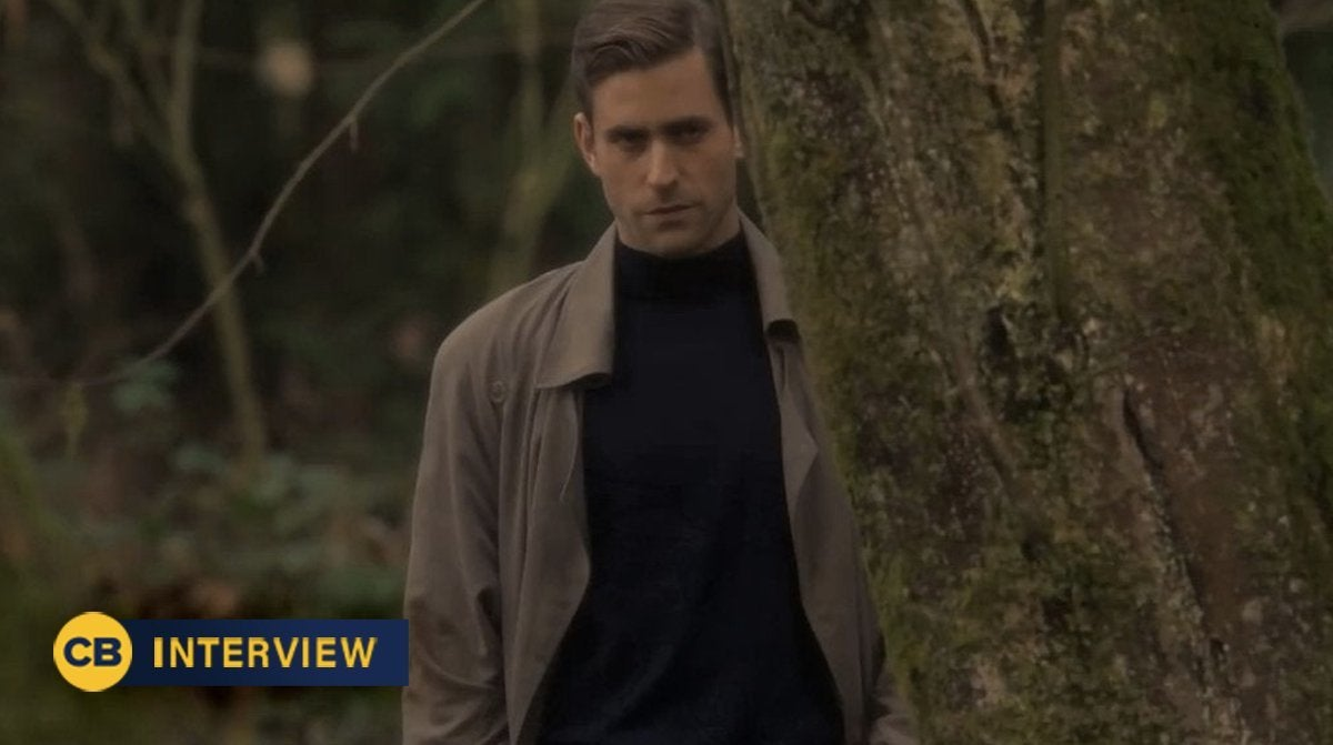 haunting of bly manor oliver jackson cohen interview