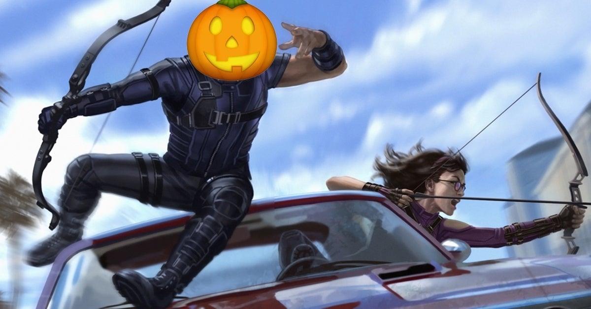 hawkeye pumpkin