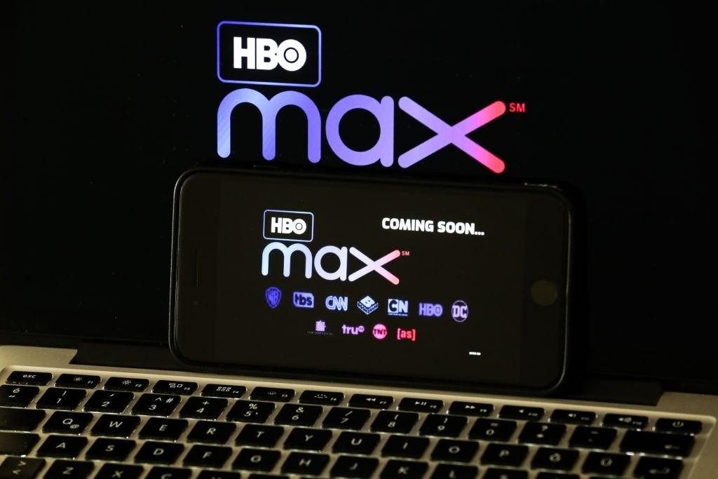 hbo max screens