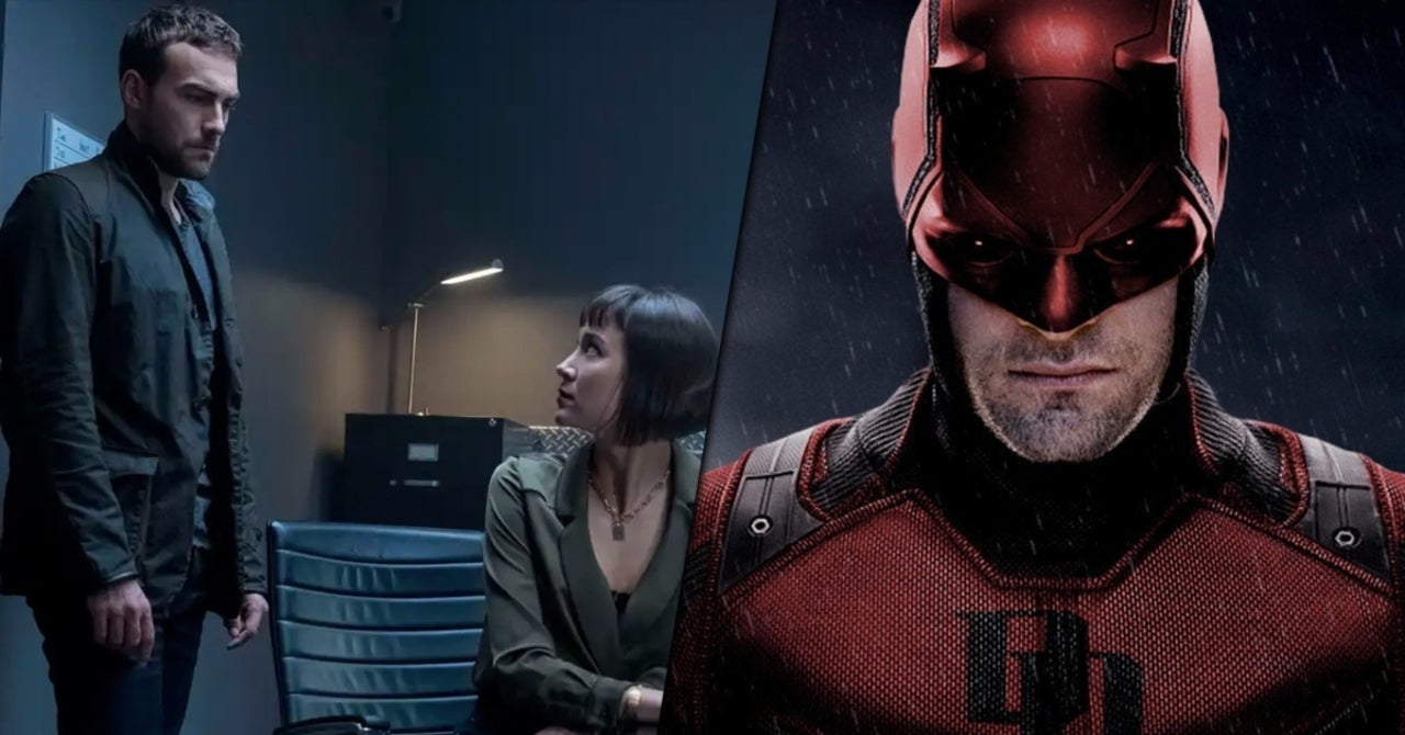 Helstrom and Daredevil Are Marvel's Best Reviewed Shows for Rotten Tomatoes Users