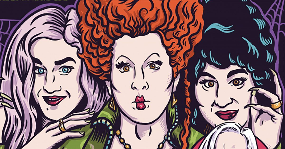 hocus pocus watch party header