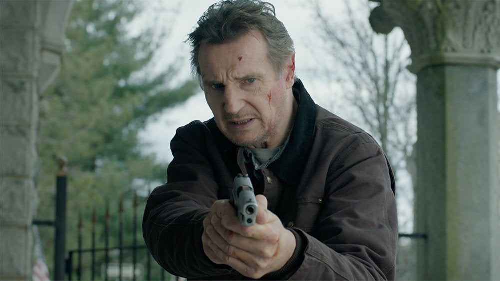 Honest Thief Movie Liam Neeson