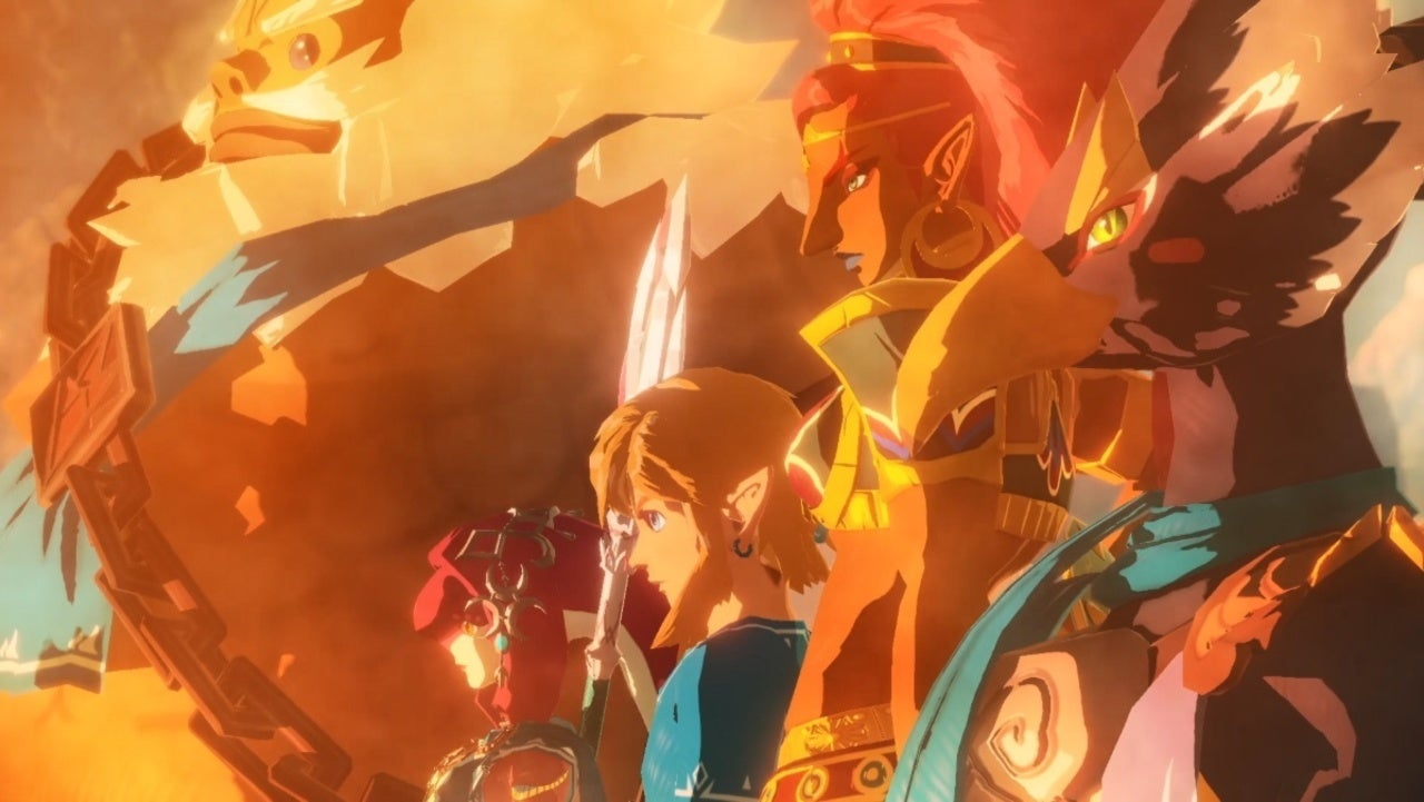 The Legend of Zelda: Age of Calamity Developers Reveal How The Game Ties Everything Together