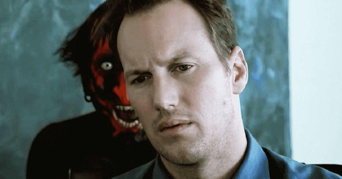 insidious movie patrick wilson 2010