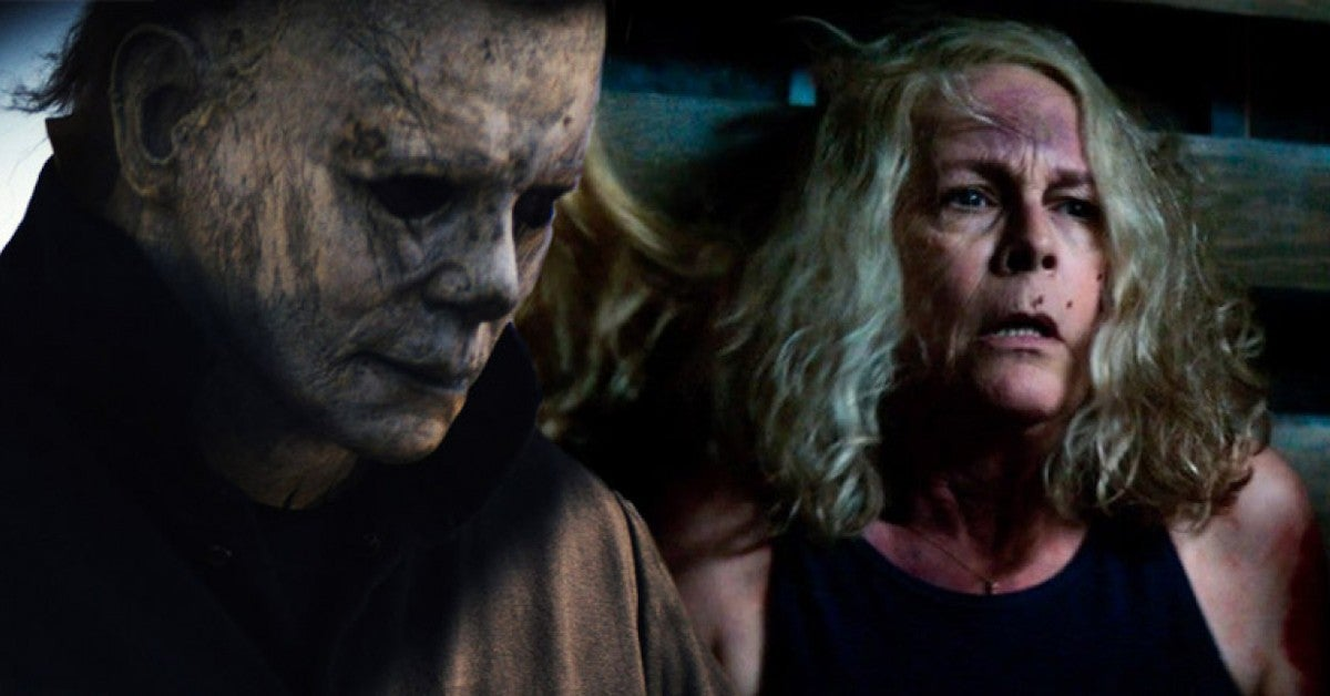Jamie Lee Curtis Halloween Kills Mob Violence BLM Protest Connections
