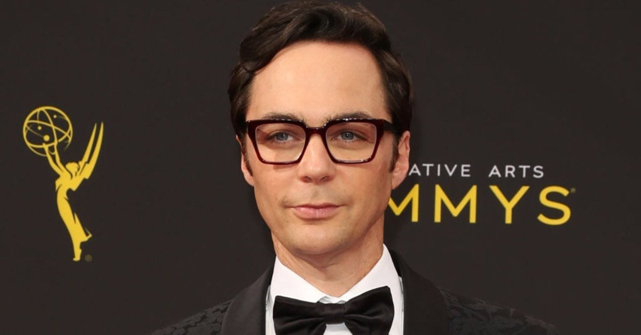 The Big Bang Theory's Jim Parsons Reveals Morbid Reason He Shaved Every Single Day While Battling COVID-19