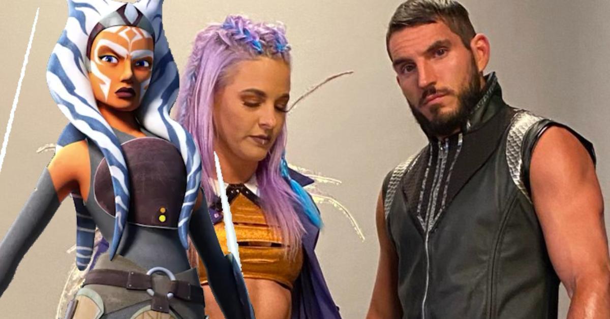 Johnny Gargano Candice LeRae NXT TakeOver 31 WWE
