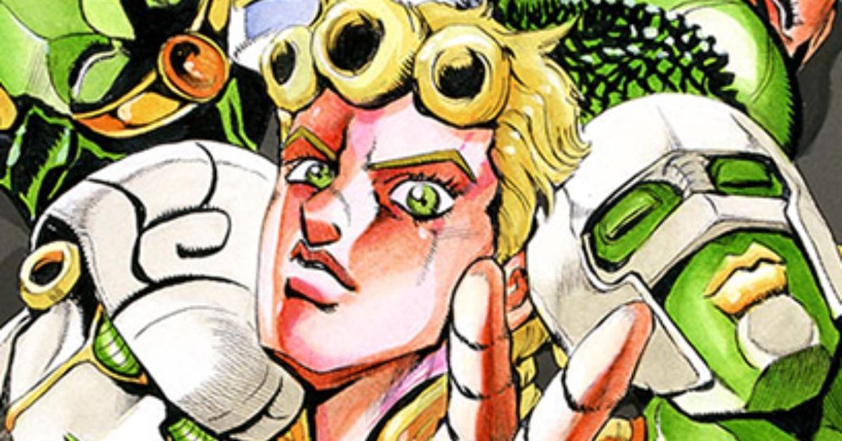 JoJos Bizarre Adventure Golden Wind Manga Viz Media