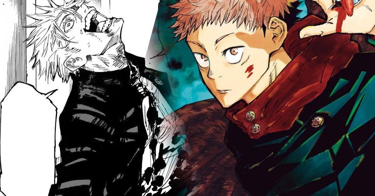 Jujutsu Kaisen Is The Perfect Manga To Binge This Halloween