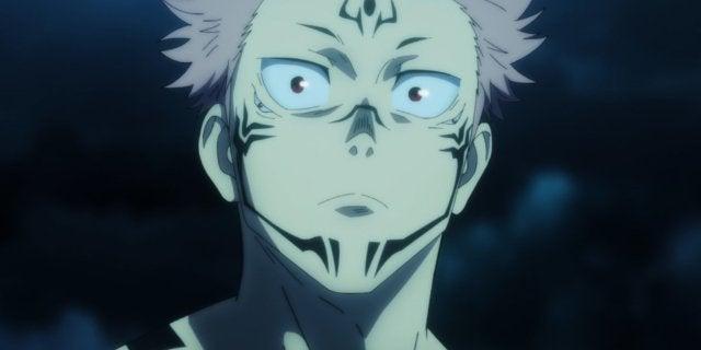 Jujutsu Kaisen Anime Yuji Itadori Sukuna