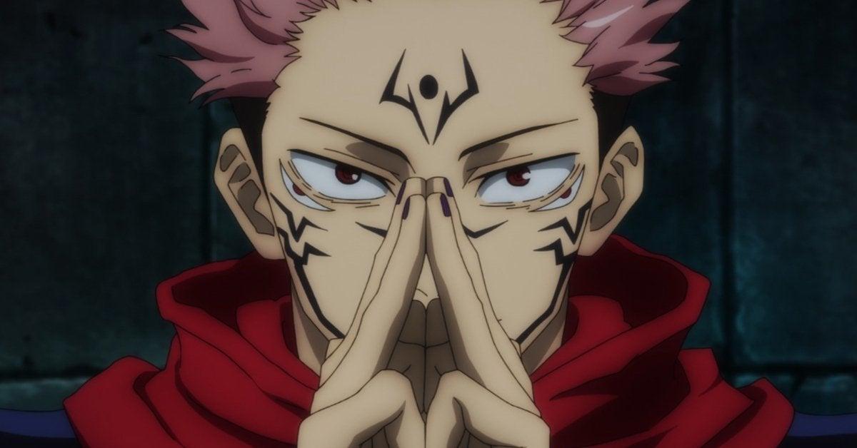 Jujutsu Kaisen Sukuna Domain Expansion Malevolent Shrine Anime