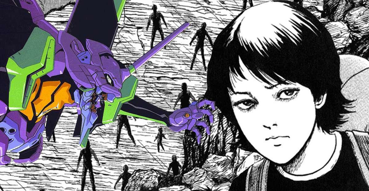 Junji Ito Evangelion