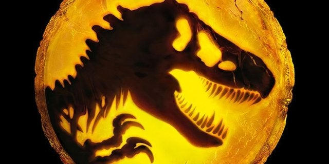 jurassic world dominion poster new amber