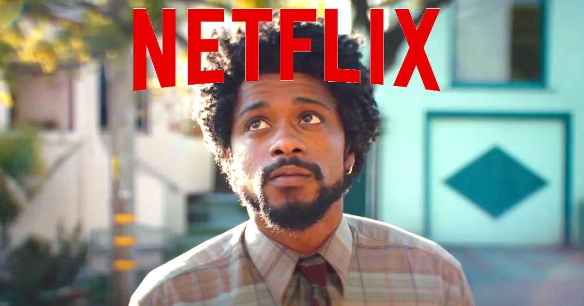 Lakeith Stanfield Netflix Anime