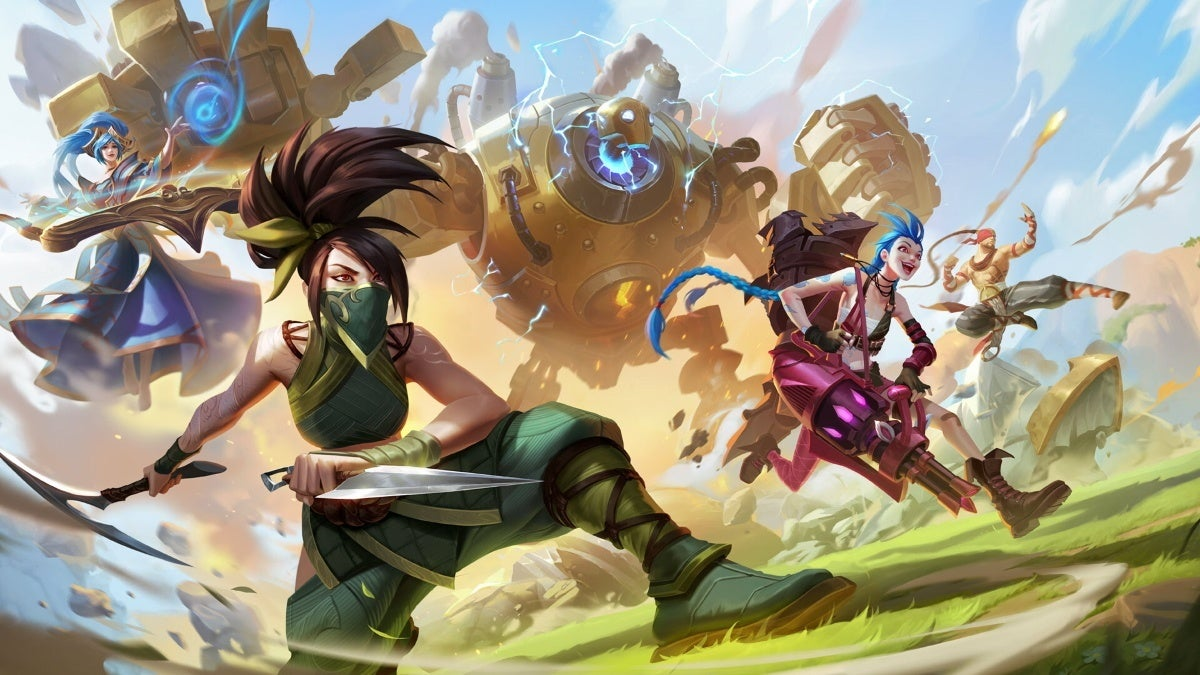 league of legends wild rift cinematic trailer new cropped hed