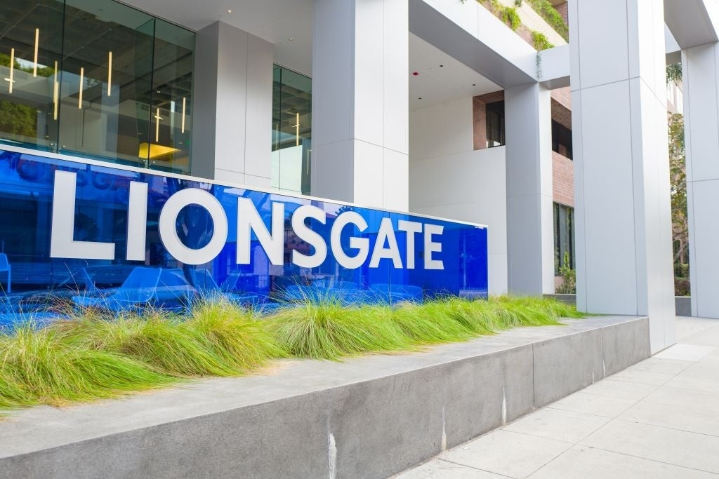 lionsgate logo office