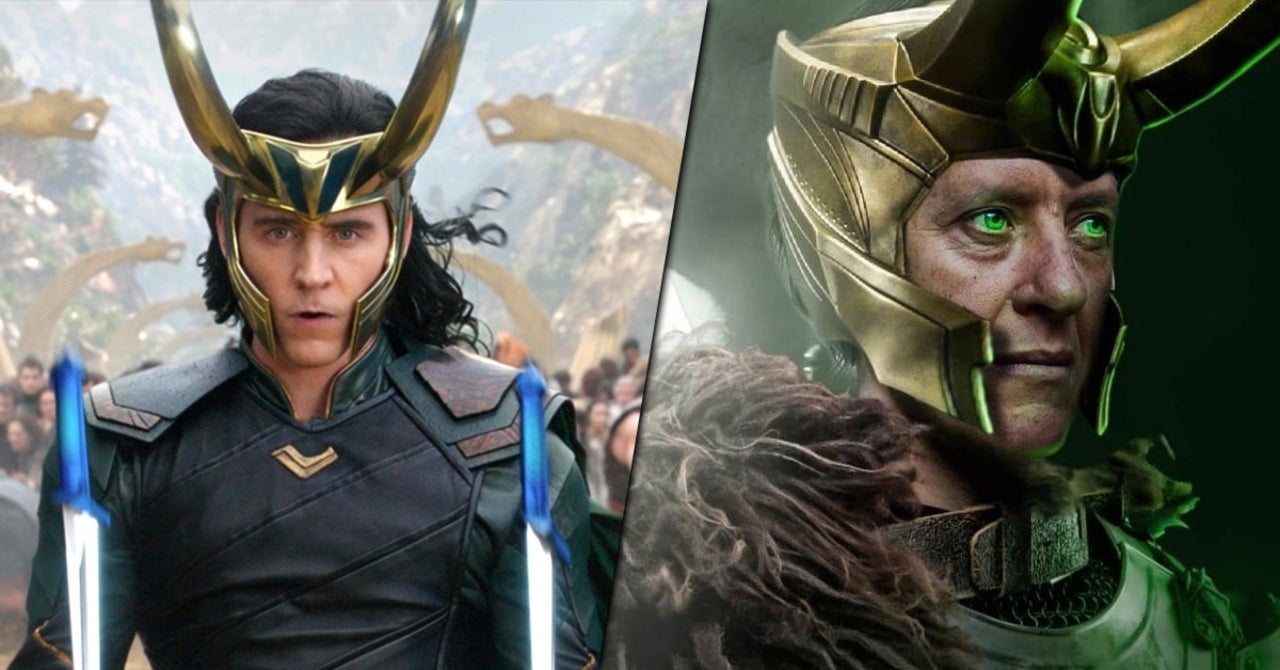 Marvel Fanart Imagines Richard E. Grant as Loki