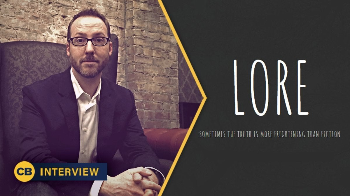 lore podcast aaron mahnke interview