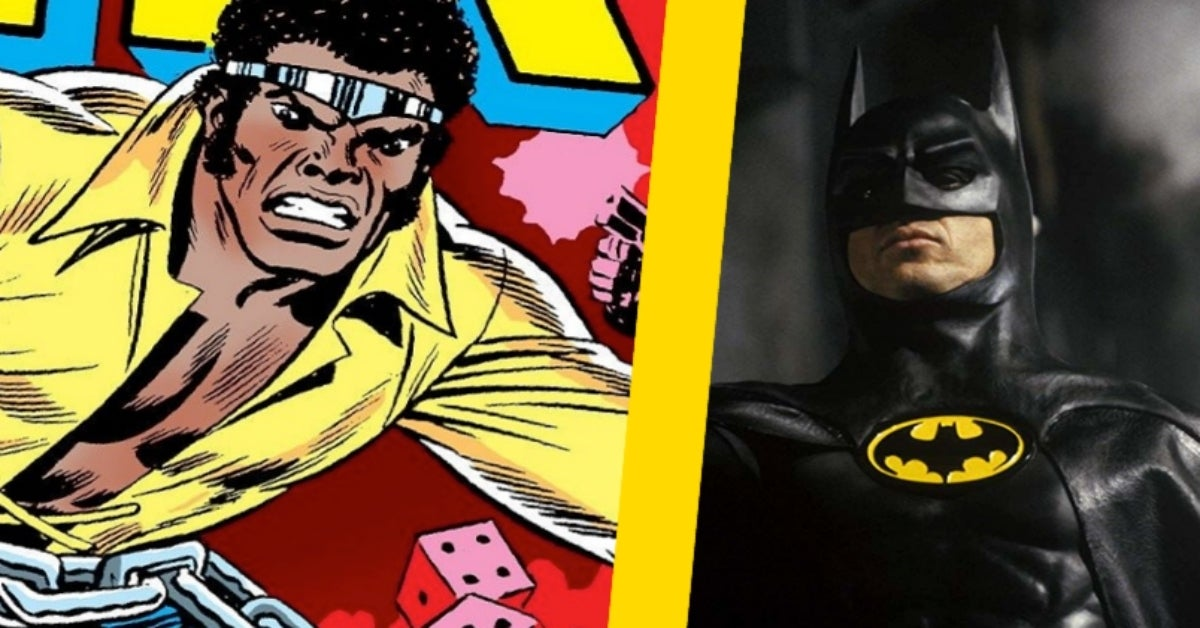 Luke Cage Batman Uslan ComicBookcom