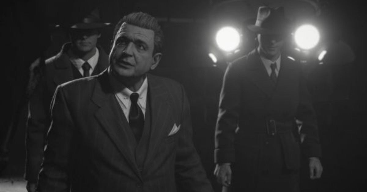 Mafia Noir Mode