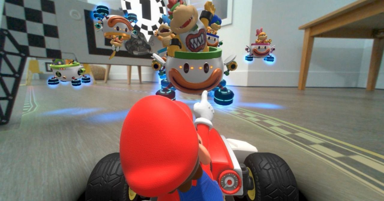 Mario Kart Live: Home Circuit Review: An Unforgettable Racing Experience