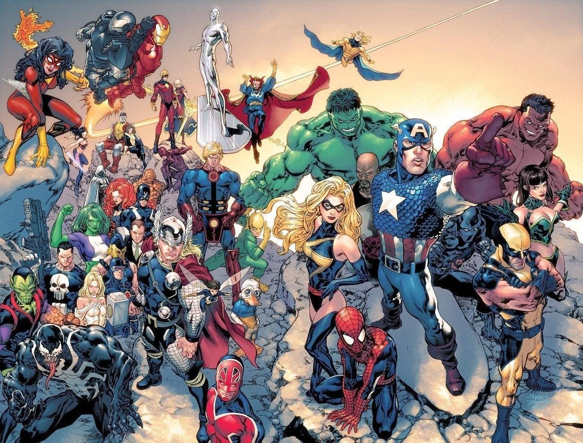 Marvel Comics Unlimited Changes Release Dates