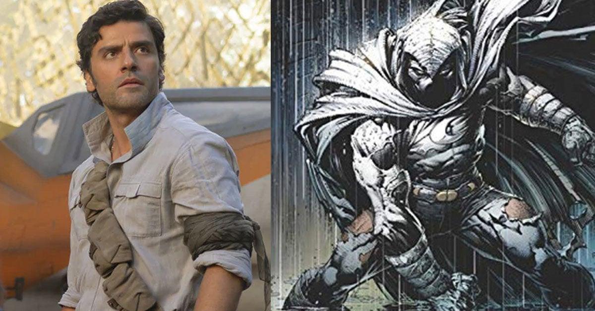Marvel Moon Knight Oscar Isaac Disney Plus