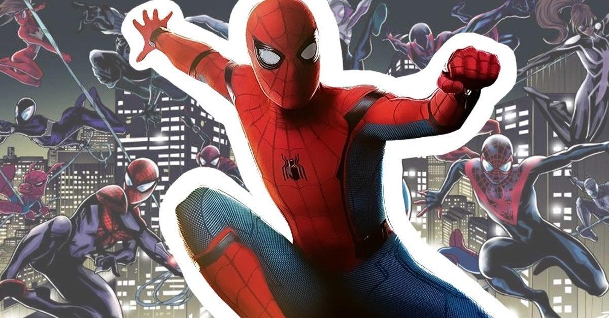 marvel spider verse
