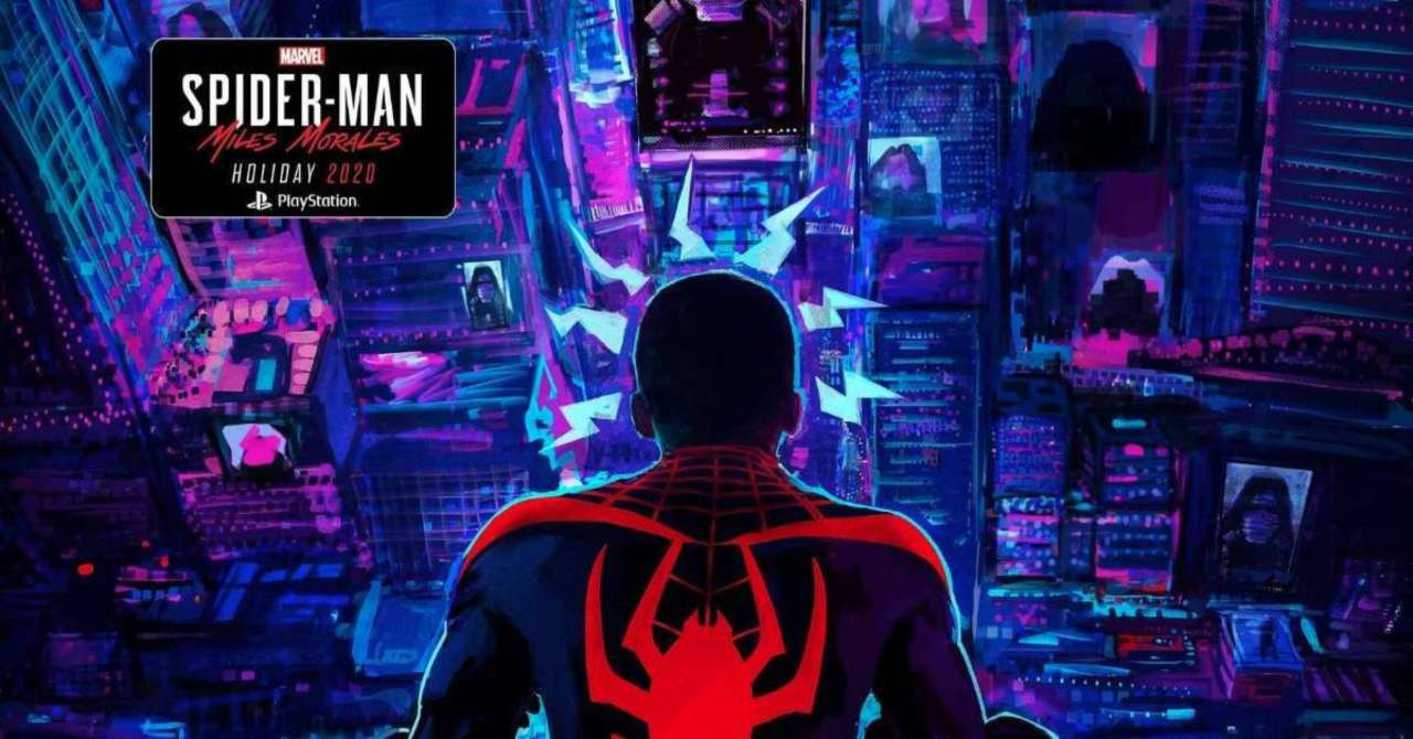 Marvel's Spider-Man: Miles Morales-Inspired Variant Comic Covers Revealed