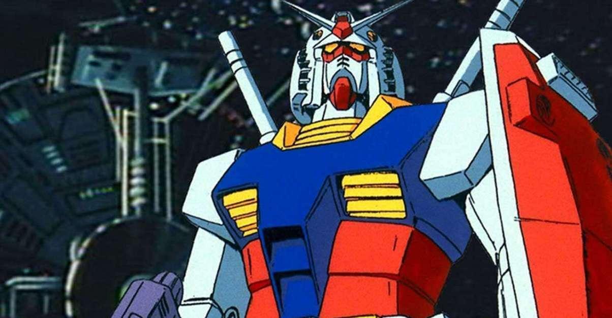 Mobile Suit Gundam Anime Diorama