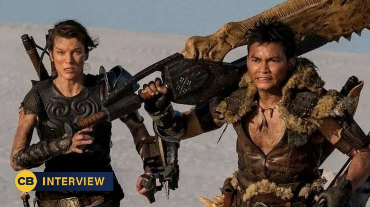 monster hunter movie paul w s anderson interview