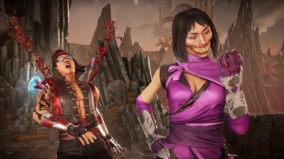 Mortal Kombat 11 Ultimate - Mileena new cropped hed