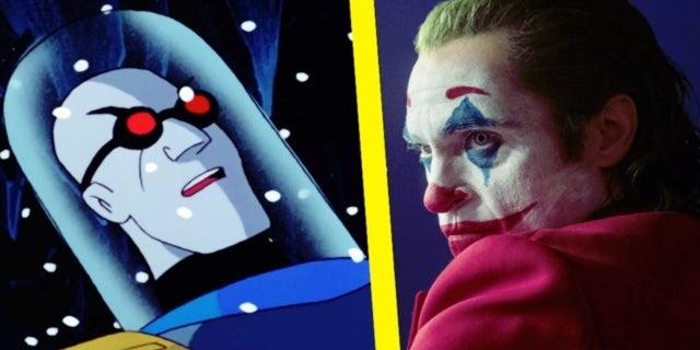 Mr Freeze Joker Batman COMICBOOKCOM