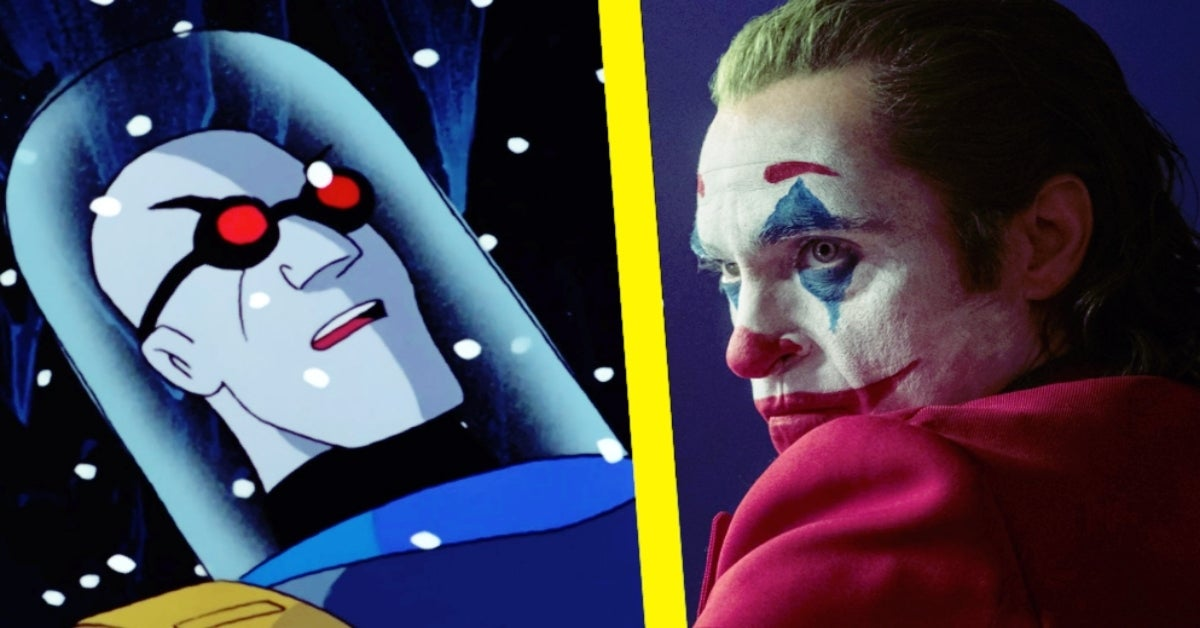 Mr Freeze Joker Batman COMICBOOKCOM