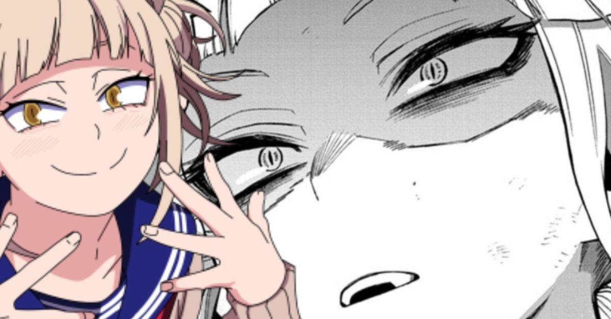 My Hero Academia Cliffhanger Toga Deku Uraraka Hero Decision Spoilers Manga