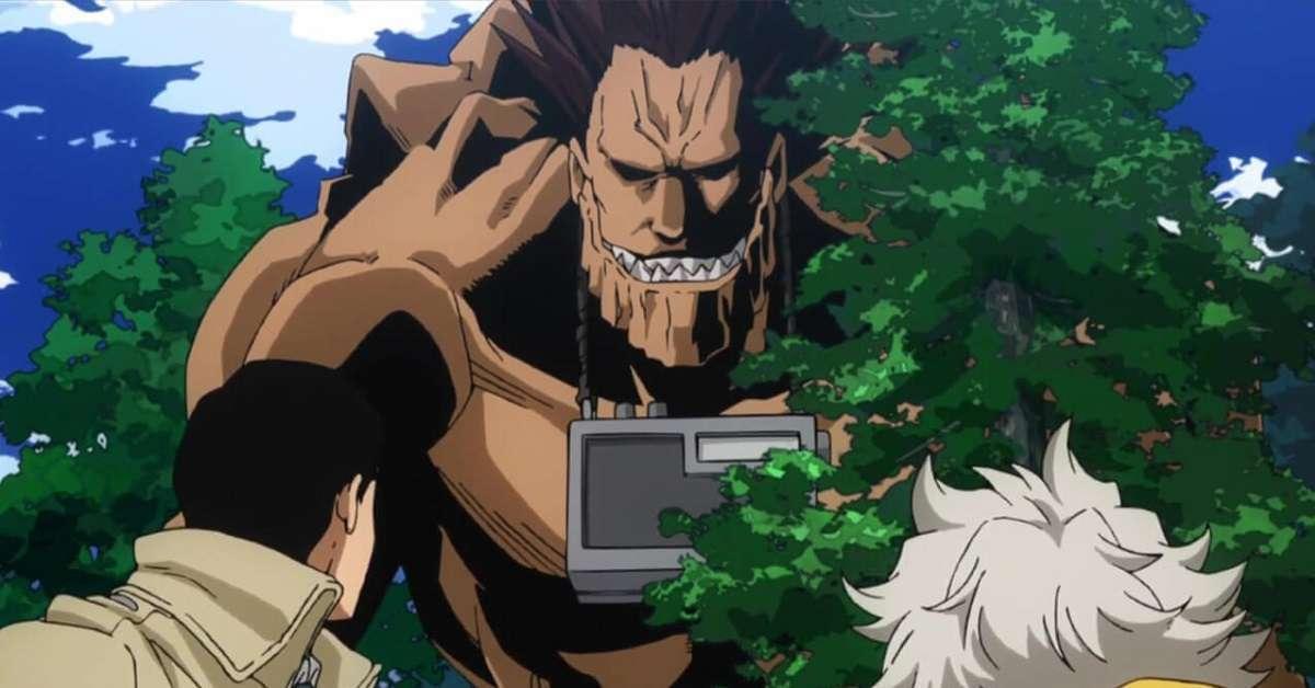 My Hero Academia Gigantomachia Destruction