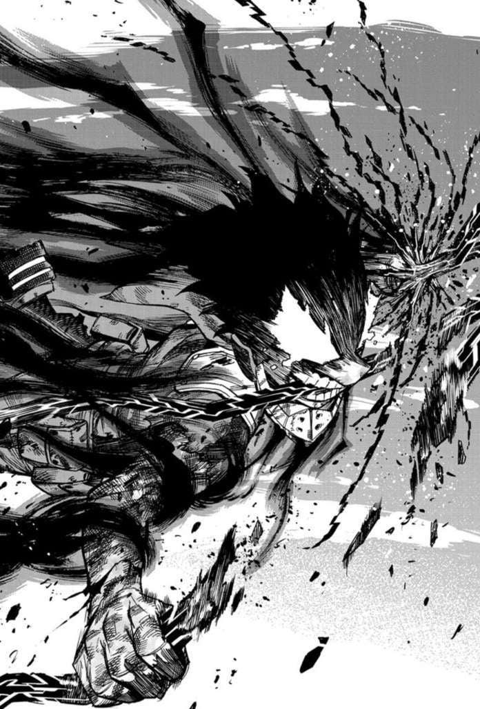 My Hero Academia Izuku Rage Mode